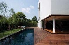 Residence Baan Moom 9 Imposing Family Residence in Bangkok Hiding Interior Design Treats