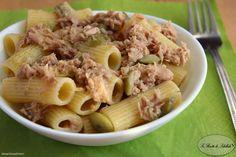 #Pasta con #tonno e #olive #ricetta #foodporn #gialloblogs