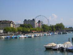 Winterthur, Switzerland (We have accommodation here ...x)