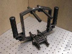 CheesyCam Exclusive – DIY DSLR Cage / Stabilizer / Fig Rig » CheesyCam
