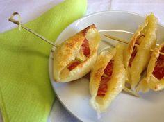 architettando in cucina: Conchiglioni finger food