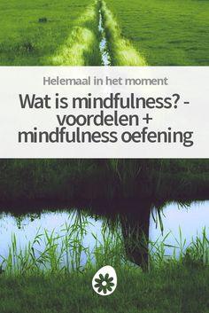 Mindfulness is leven met aandacht. Mindfulness zorgt ervoor dat je stopt met piekeren, minder stress ervaart, effectiever werkt en lekkerder in je vel zit.