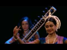 Anoushka Shankar with Odissi Dancer.flv