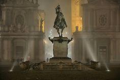 Su Torino è calata la nebbia!  (Foto di Alessandro Giannese)