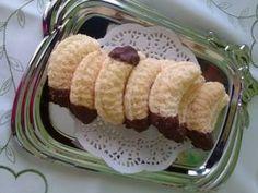 Kokosové duté rožky (fotorecept)