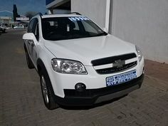 2011 Chevrolet Captiva 3.2 AUTO LTZR189900,00Finance available with all the major banks, Trade In's Accepted.Contact: Samantha: 072 211 2339 or email: samanthe@subaru-centurion.co.zaFor more information