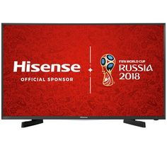 Buy Hisense H49M2600 49 Inch Full HD FVHD Smart LED TV at Argos.co.uk - Your Online Shop for Televisions, Televisions and accessories, Technology.