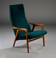 Mingo Lounge Chair by Yngve Ekström