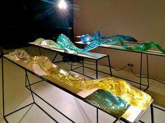 Archiglass | Blog – Archiglass | Szkło artystyczne w architekturze i sztuce użytkowej Fused Glass, Glass Art, Ceramics, Beach, Blog, Inspiration, Sculpture, Drinkware, Ceramica