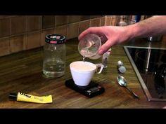 Selfmade Slime - Schleim Herstellung - YouTube