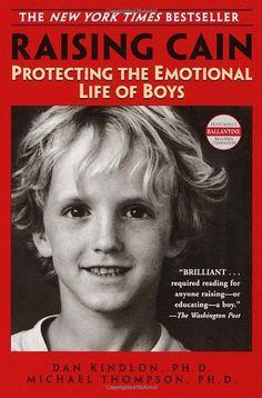 Raising Cain: Protecting the Emotional Life of Boys by Dan Kindlon http://www.amazon.com/dp/0345434854/ref=cm_sw_r_pi_dp_.J4pwb1W2AD7G