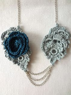 Necklace and Earrings Pattern