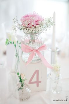 """Sweet Wedding table decoration,  By """"die Ciuciu's"""" photography"""