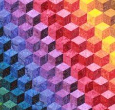 Northern Lights | Quilt Patterns | Pinterest | Northern lights and ... : colorful quilt patterns - Adamdwight.com