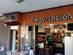 AKAITA DEGUSTACION  c/ Puerto de Orduña, 16 (Parque Malakate)  48993 ALGORTA/GETXO Tel 657993358 #bar #degustacion #pintxos #getxo #getxotienepremio