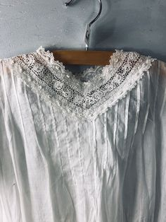 Extra Off Coupon So Cheap Antique Edwardian Girl's Baby Doll white Schiffli lace dress- 28 chest 22 Long Vintage Outfits, Vintage Clothing, Baby Dolls, Lace Dress, Antiques, Stylish, Link, Coupon, Clothes