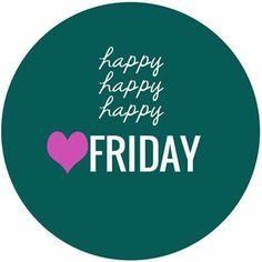 Happy happy happy Friday! #GoodMorning #friday #happy