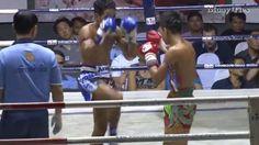 Video: Satanmuenglek vs. Wanchai - Rajadamnern Stadium 10th October 2013