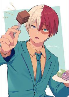 My Hero Academia Shouto, My Hero Academia Episodes, Hero Academia Characters, Anime Characters, Fictional Characters, Otaku Anime, Anime Art, Chibi, Hero Wallpaper