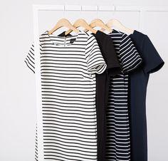 1a35a8f08a6e12 Brothers Jeans · Jurken dames Fall Winter 2015 collectie · Jurken Met Korte  Mouwen