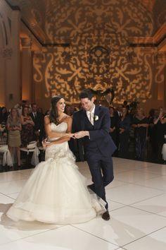 Vibiana Real Wedding: Brittany + Dean