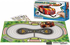 A great interactive gift for kids...it's a race car and craft activity all rolled into one.  For kids up to age 15.