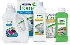 AMWAY HOME™ I prodotti detergenti della linea AMWAY HOME per bucato, superfici e stoviglie sono delicati ed efficaci al tempo stesso, biodegradabili e concentrati con un eccezionale rapporto qualità-prezzo. Amway