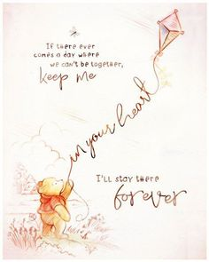 Winnie the Pooh, keep me in your heart quote piglet watercolor wall art print . - Winnie the Pooh, keep me in your heart quote piglet watercolor wall art print … – - Heart Quotes, Jesus Quotes, Book Quotes, Poster Quotes, Today Quotes, Reading Quotes, Winnie The Pooh Quotes, Disney Winnie The Pooh, Baby Disney