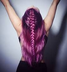 CAofB student work, photographer is Matt Schutter!  Love the different pinks and purples from Pulp riot which leaves the hair so shiny!