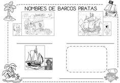 Mi grimorio escolar: NOMBRES DE BARCOS PIRATAS                                                                                                                                                                                 Más
