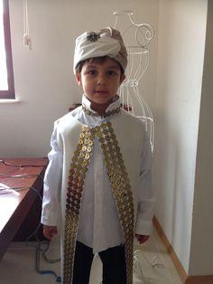 Hindu for Cem .. Hintli kostüm