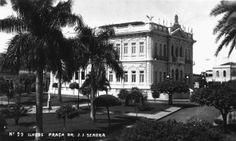 Palácio do Paranaguá, Ilhéus, Bahia, Brasil