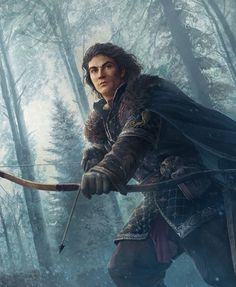 Theon Greyjoy by Jason Engle