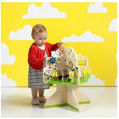 Baby Activity Center Learning Table