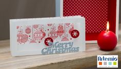 """Carte pop-up """"Merry Christmas"""""""