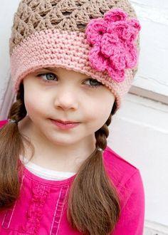 Gracie's hat pattern