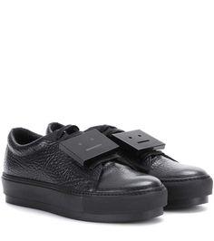 huge discount 5ad2c c594c Acne Studios Adriana leather sneakers
