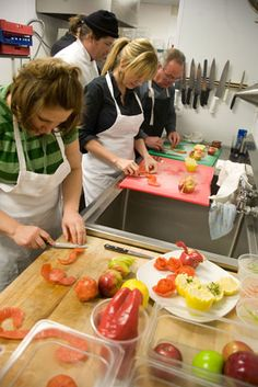 Take cooking classes