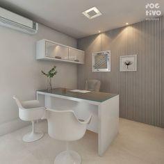 Mean Dental Office Colors Office Cabin Design, Small Office Design, Dental Office Design, Office Furniture Design, Design Offices, Modern Offices, Doctors Office Decor, Medical Office Decor, Clinic Interior Design