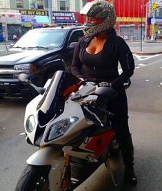 Real Biker Women misha_busa