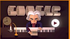 You Have to Try This Google Doodle Honoring Ludwig van Beethoven