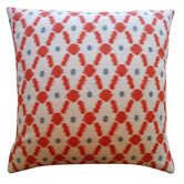 Found it at AllModern - Fence Cotton Pillow