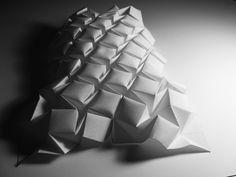 THOMAS DIEWALD | adaptive folding structure