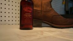 How to clean and condition leather boots