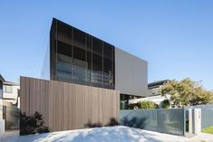 Modern home located in Dover Heights, NSW, Australia. Architects: MHN Design Union 7