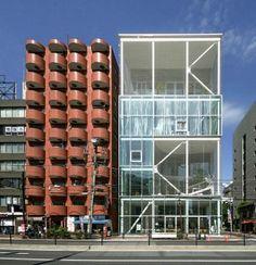 Shibaura Office Building, Kazuyo Sejima, SANAA | Tokyo | Japan | MIMOA