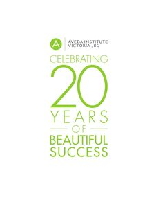 This is a milestone year for Aveda Institute Victoria! A heart felt congratulations and gratitude to our founder Paul Da Costa for his incredible vision and leadership.#20years #Aveda #BeautySchool #AvedaSalon pauldacostasalon.ca