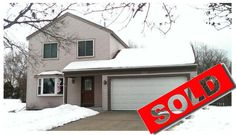 What a unique 2-story home on a quiet cul-de-sac! This home is surrounded by three parks with walking trails; such an incredible location! Located in Coon Rapids, MN. List price: $161,900; SOLD FOR $161,900!