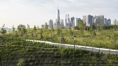 NYC's Governors Island opens May 1 Jazz Age Lawn Party, Plan Maestro, New York Harbor, Brooklyn Bridge Park, Outdoor Sculpture, Lower Manhattan, Contemporary Landscape, Island, Landscape Architecture