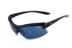 Oakley Commit Sq Semi-Rimless Black BPL